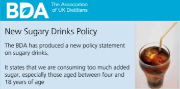 BDA Policy